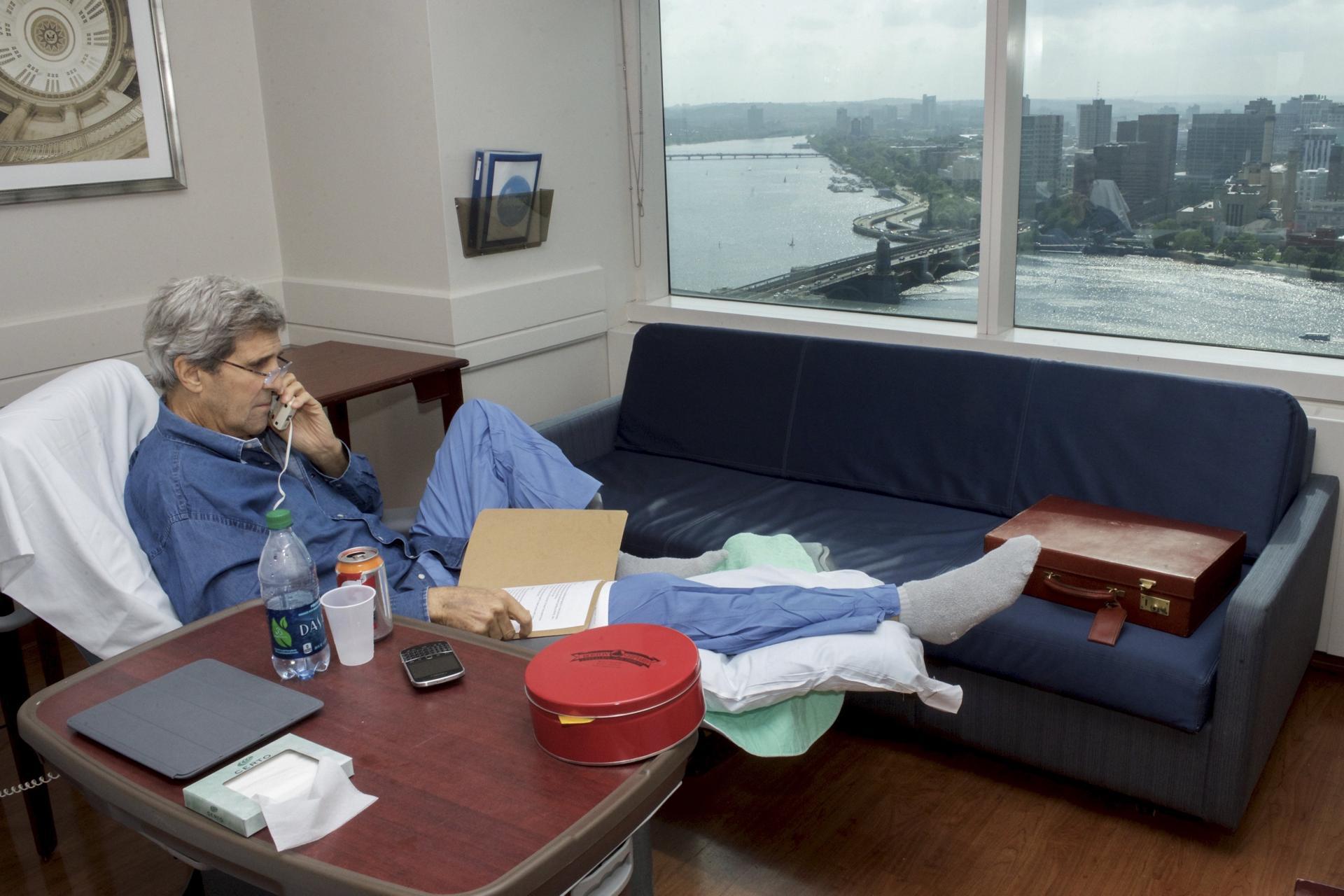 John Kerry 2015